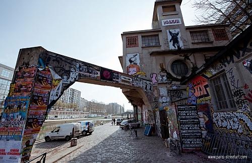 LES LIEUX STREET ART