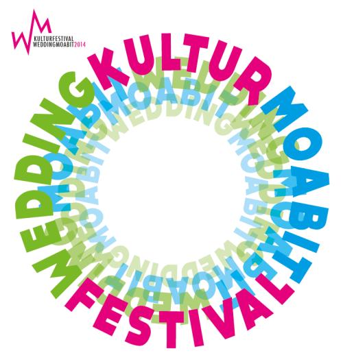 Kulturfestival Wedding Moabit 2014 - 11. - 14. September