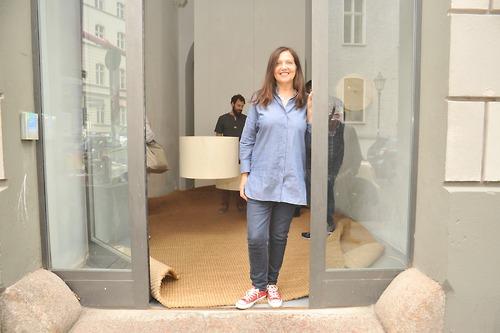 Stefanie (Munich), Curator, Berlin Weekly, Linienstrasse 160, 10115 Berlin Mitte