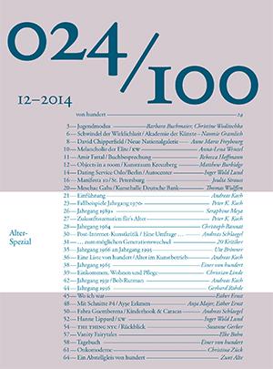 Die vierundzwanzigste Ausgabe zum Runterladen (©2014 Büro für Film und Gestaltung)