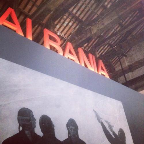 Armando Lulaj @ Biennale di Venezia - Albanian Trilogy: A Series of Devious Stratagems