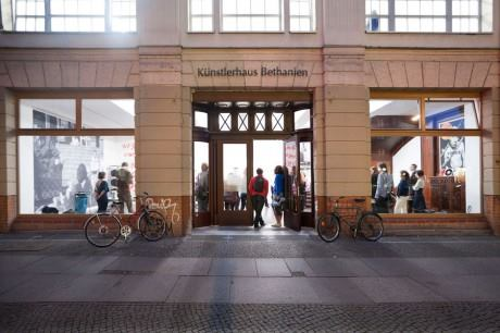 KünstlerhausBethanienFrontView