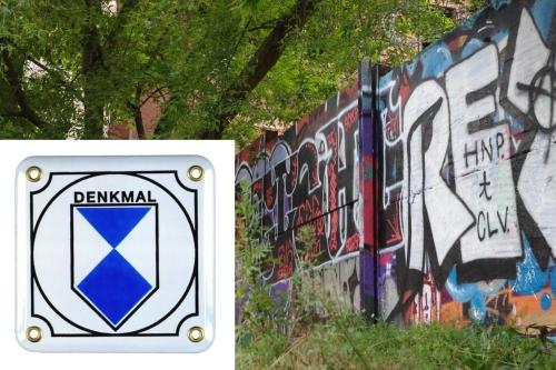 Mauer und Denkmalschutz Presse E. Elfert
