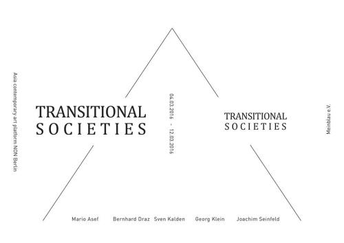 TransitionalSocieties