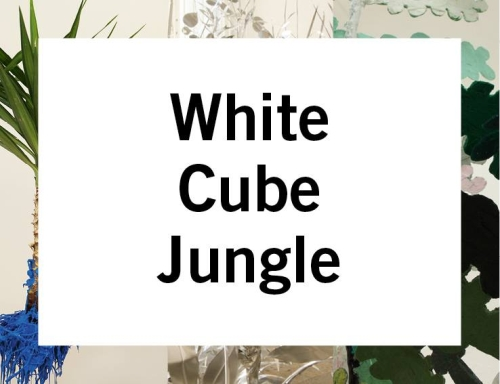 WhiteCubeJungle