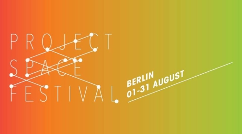 The PROJECT SPACE FESTIVAL BERLIN is pleased to announce an open call to project spaces based in Berlin to join its 2016 program.