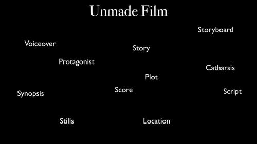 UnmadeFilm