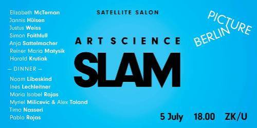 ArtScienceSlam