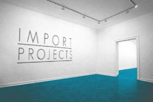 importprojects