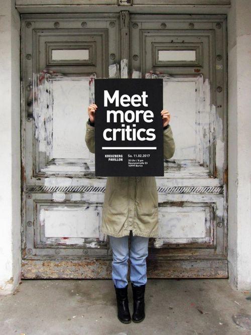 meetmorecritics