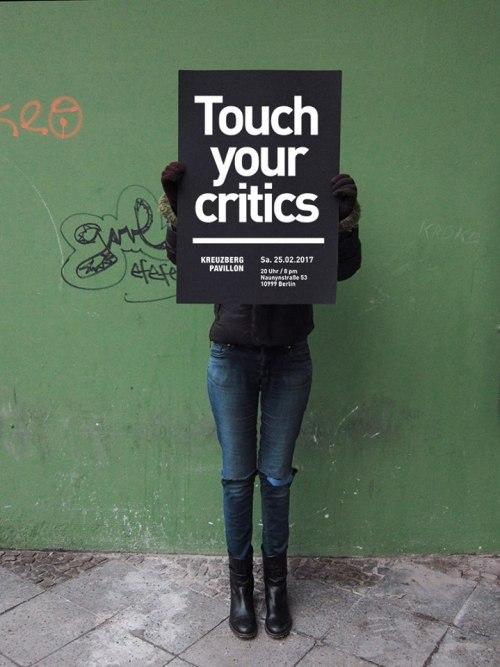 touchyourcritics